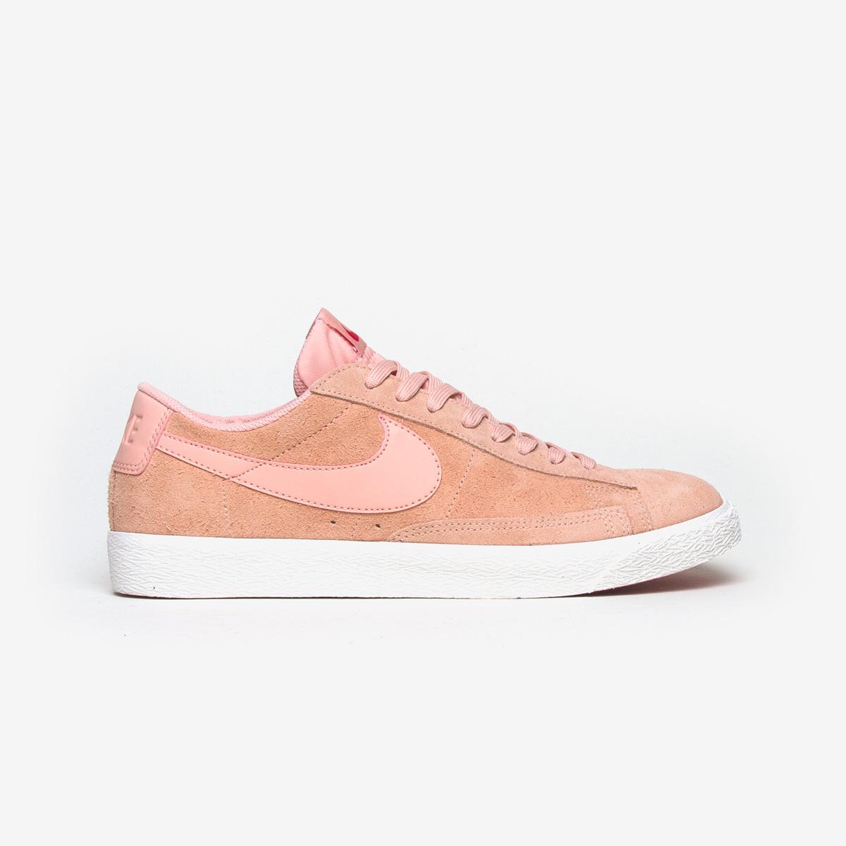 new product 105ee bf9b4 Buy Nike BLAZER LOW - Orange   371760