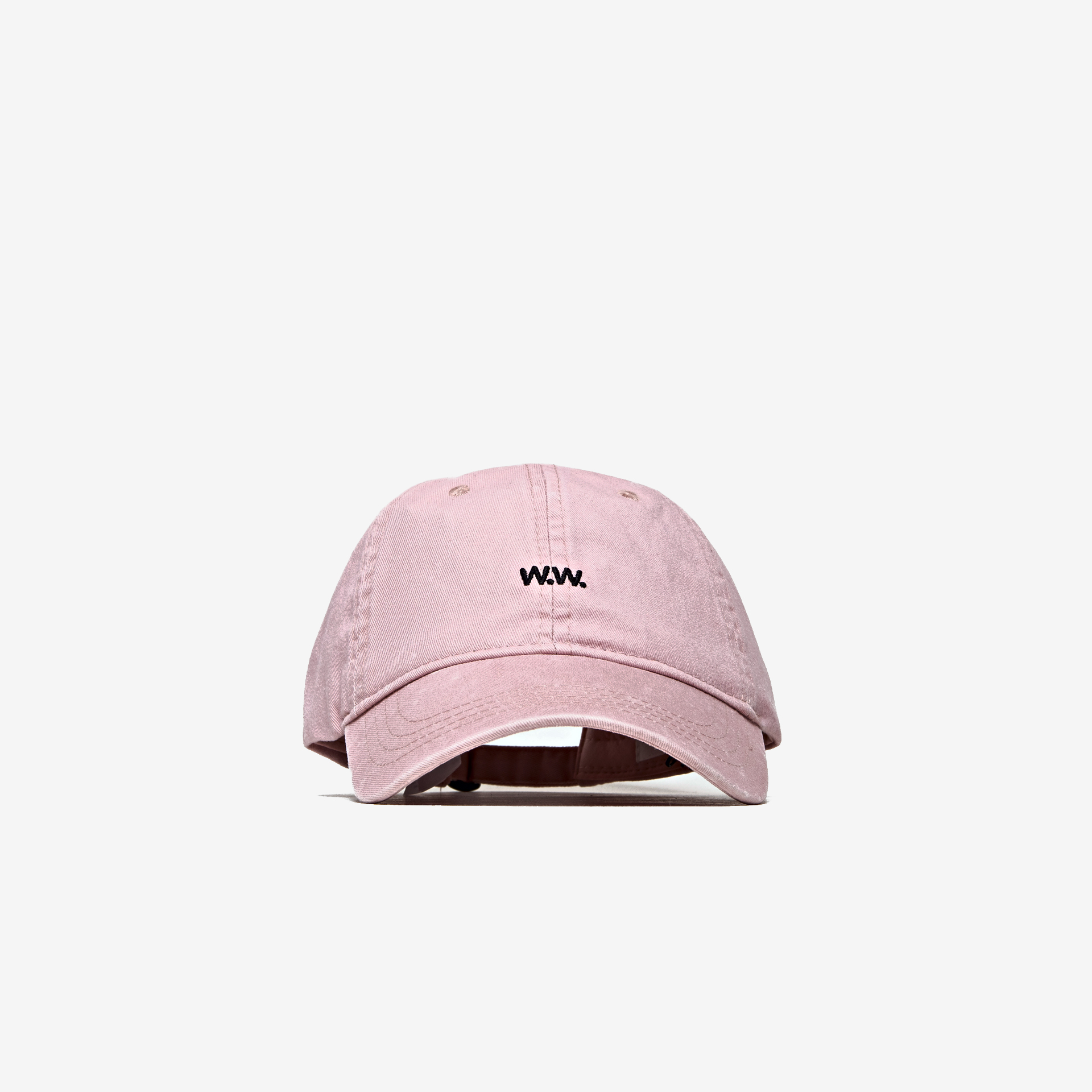 6197e9f8a47954 Buy Wood Wood Low profile cap - Red Pink   11810803-7