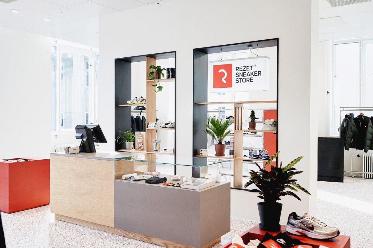 Rezet Store Magasin Du Nord