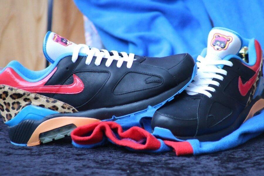 Yeezy's indtog på sneakerscenen