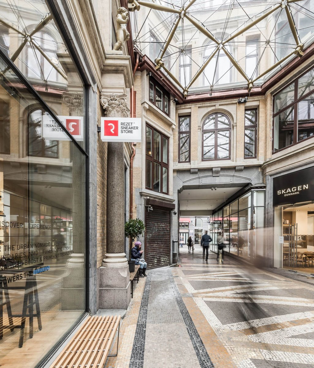 Rezet Store Jorcks Passage