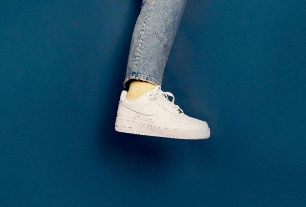 Nike AIR FORCE 1 Street Style Sneakers