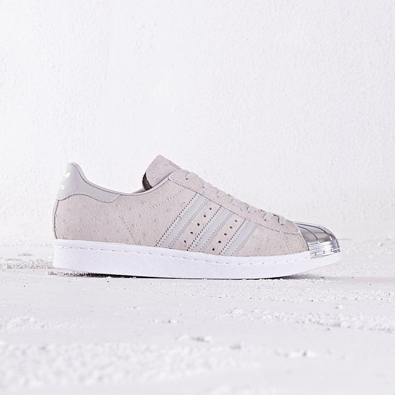 adidas Superstar Sneakers GråSølv