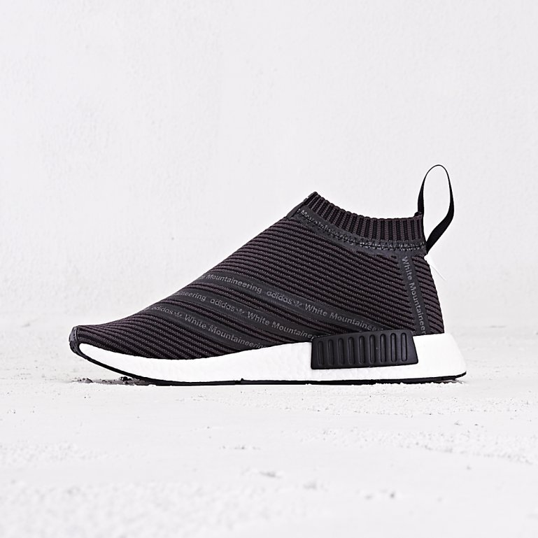 the latest a7fe0 670ee Buy adidas WM NMD CITY SOCK - Black | S80529