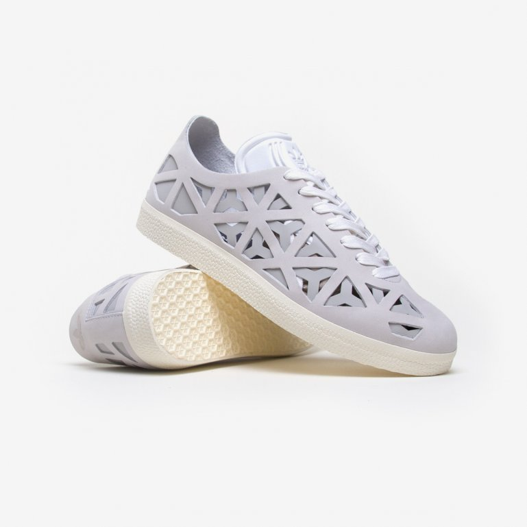 Buy adidas GAZELLE CUTOUT Wmns White Purple | BB5179