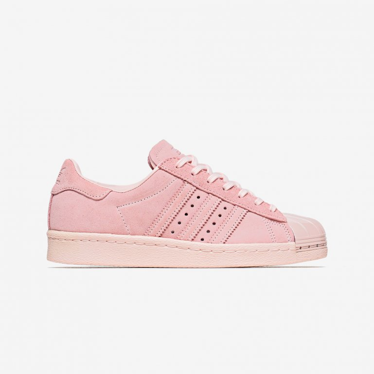 new style 6881b 2d797 Buy adidas SUPERSTAR 80S METAL TOE Wmns - Pink   CP9946 ...