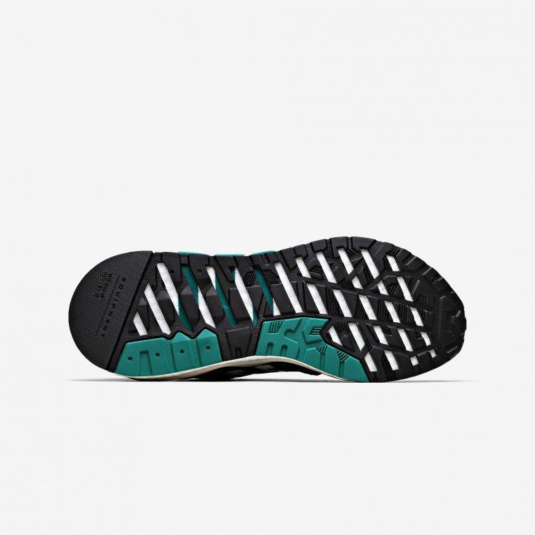 adidas EQT Support 9118 (Black Grey Green) AQ1037
