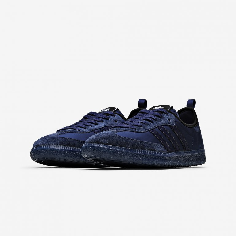 purchase cheap a878d e6df6 Buy adidas SAMBA C.P COMPANY - Blue | CG5957 | Rezet Store