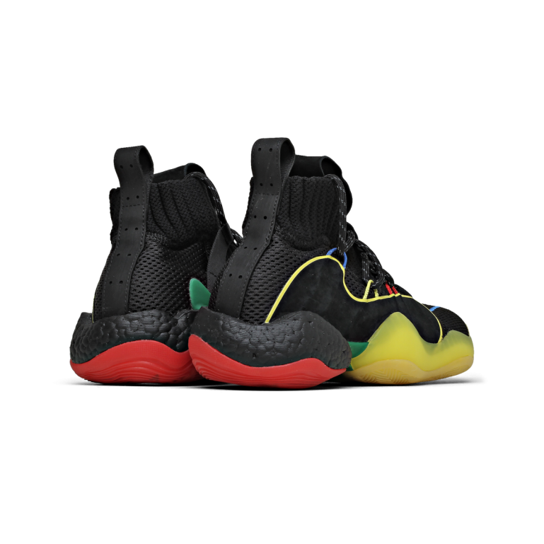 finest selection 074d1 2d9a0 Buy adidas CRAZY BYW LVL X PW - Multicolor | G27805 | Rezet ...