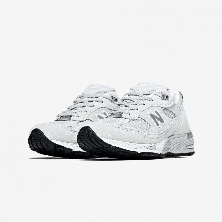 new product b51ea 45bae New Balance-Wmns 991 POW -Off White-1594568