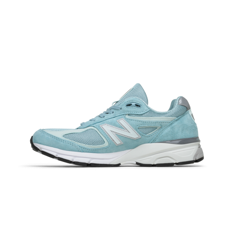 Buy New Balance Wmns 990V4 - Turquoise