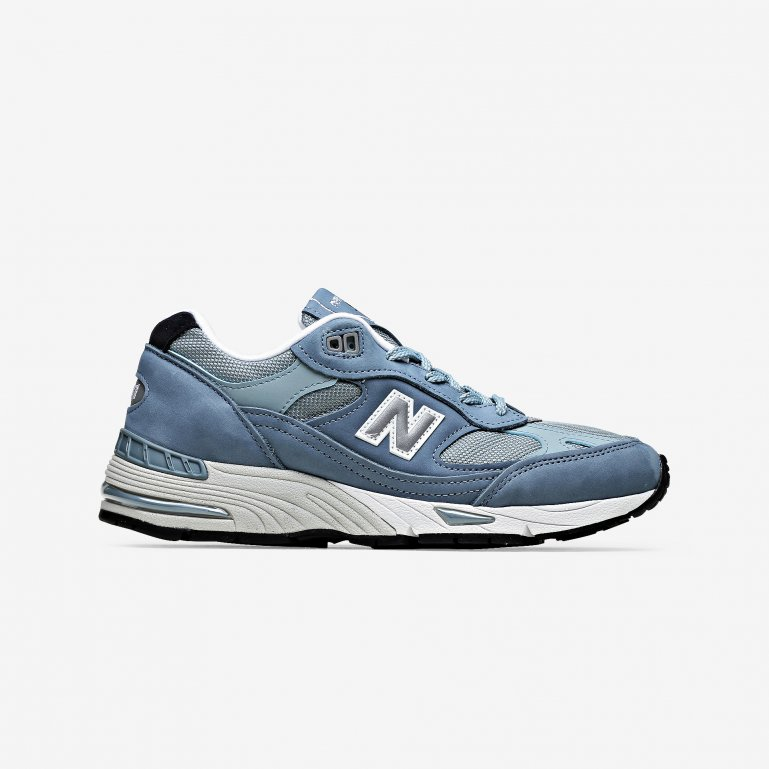a797a3f7 Buy New Balance Wmns 991 - Blue | W991NRSP