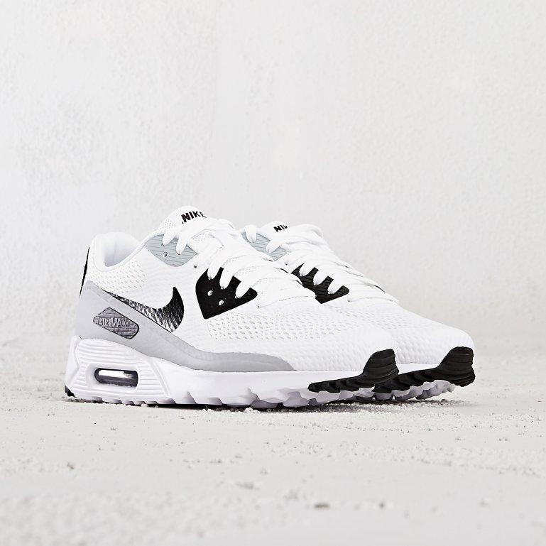 Buy Nike AIR MAX 90 ULTRA ESSENTIAL White   819474   Rezet