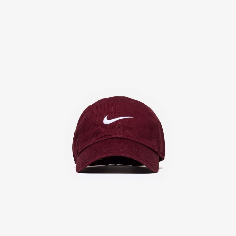 ea5bf8742 Buy Nike CLASSIC HERITAGE86 CAP - Bordeaux | 546126