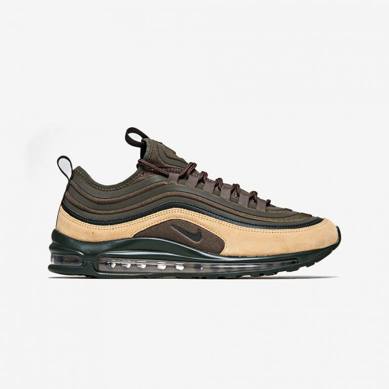 finest selection f870b 3017f Buy Nike AIR MAX 97 UL '17 SE - Green   924452