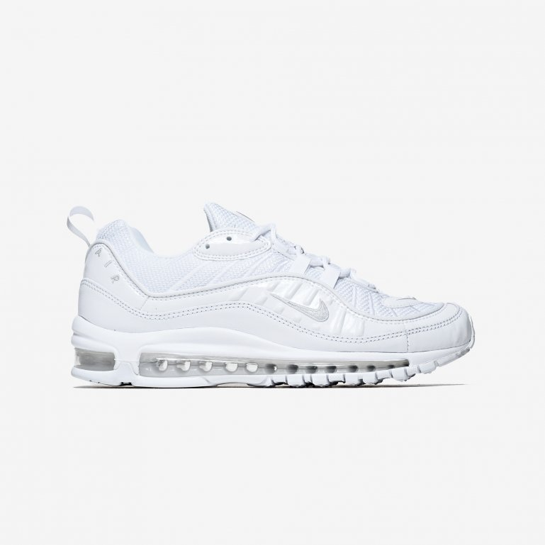innovative design 50aa3 0a20b Buy Nike AIR MAX 98 - White | 640744 | Rezet Store