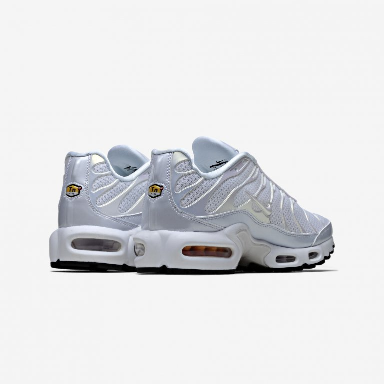 half off ed309 8ee73 Buy Nike Air Max Plus Premium - Wmns - White | 848891 ...