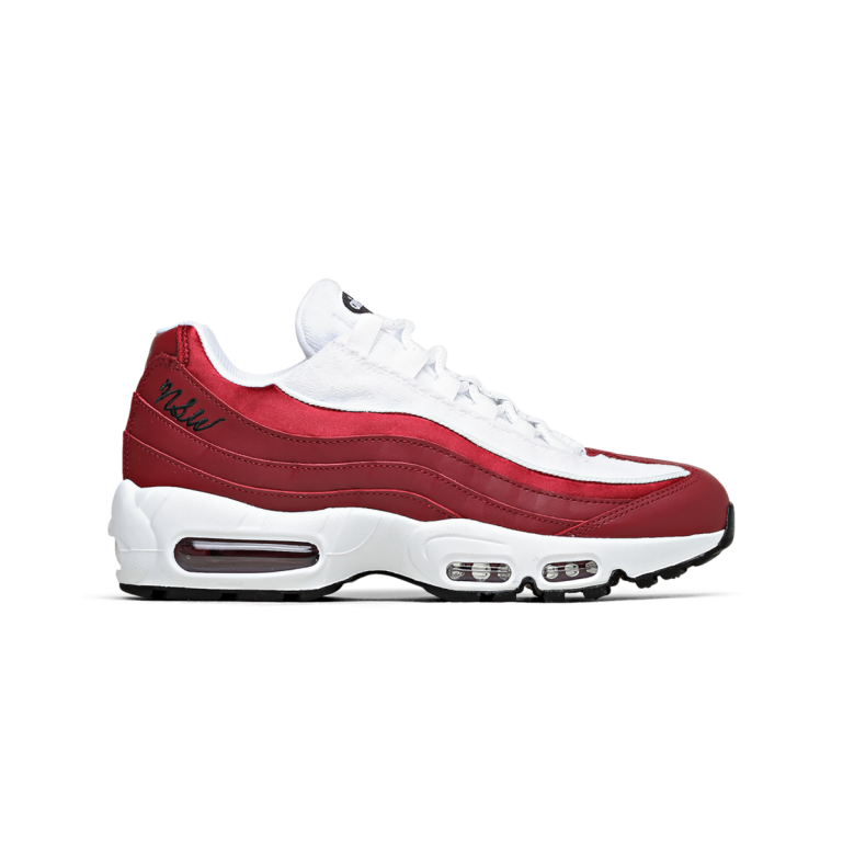 info for 75923 e3c48 Buy Nike WMNS AIR MAX 95 LX - White Red | AA1103 | Rezet Store