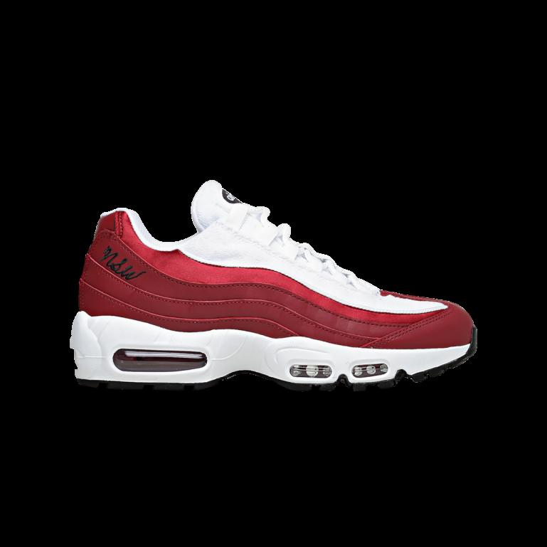 info for e3bea db23e Buy Nike WMNS AIR MAX 95 LX - White Red   AA1103   Rezet Store