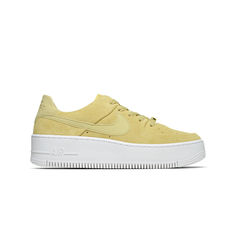 huge discount 28ea6 a4472 Buy Nike Wmns Air Force 1 Sage Low - Yellow | AR5339 | Rezet ...