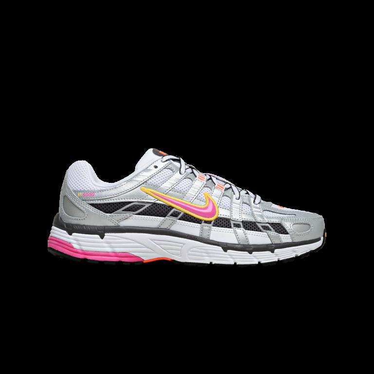 Buy Nike P-6000 - Grey Silver   BV1021   Rezet Store