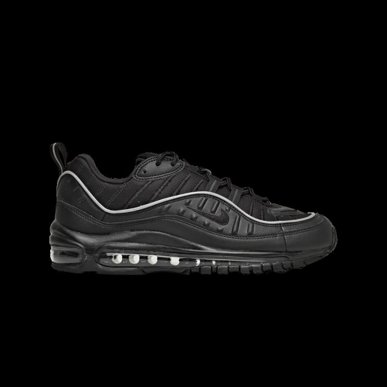 new concept best sale popular stores Buy Nike Air Max 98 - Womens - Black | AH6799 | Rezet Store