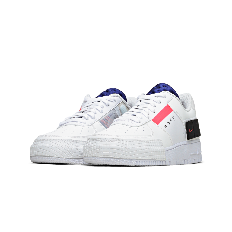 air force 1 different styles